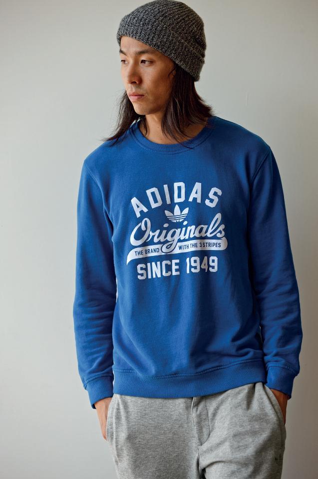 Adidas originali s / s 2013 alessandromilito rete personale